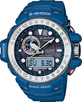 Casio Часы Casio GWN-1000-2A. Коллекция G-Shock casio gwn q1000nv 2a