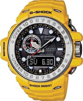 Casio Часы Casio GWN-1000-9A. Коллекция G-Shock цена и фото