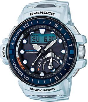 Casio Часы Casio GWN-Q1000-7A. Коллекция G-Shock часы casio g shock gulfmaster gwn 1000b 1b black navy