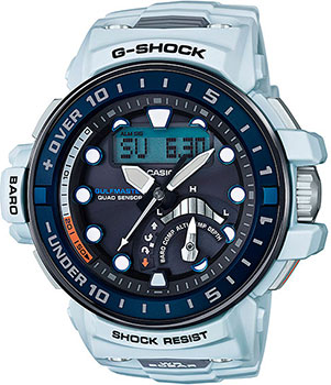 Casio Часы Casio GWN-Q1000-7A. Коллекция G-Shock часы casio gwn 1000e 8ajf gwn 1000f 2ajf