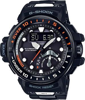 Casio Часы Casio GWN-Q1000MC-1A. Коллекция G-Shock часы casio gwn 1000e 8ajf gwn 1000f 2ajf