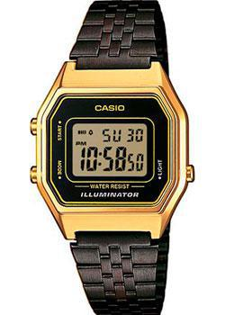 Casio Часы Casio LA680WEGB-1A. Коллекция Digital dooley j blockbuster 3 students book pre intermediate international учебник isbn 978 1 84558 633 1