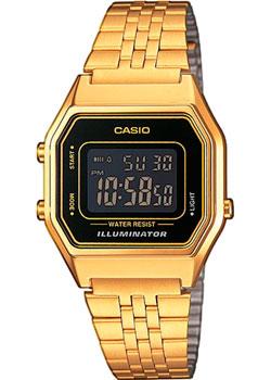 Casio Часы Casio LA680WGA-1B. Коллекция Digital casio часы casio sgw 600h 1b коллекция digital