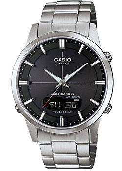 Casio Часы Casio LCW-M170D-1A. Коллекция Wave Ceptor casio lcw m100dse 1a casio