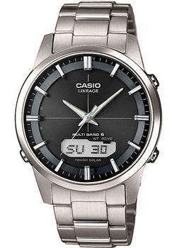 Casio Часы Casio LCW-M170TD-1A. Коллекция Wave Ceptor casio wave ceptor wv 200e 2a