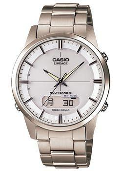 Casio Часы Casio LCW-M170TD-7A. Коллекция Wave Ceptor casio wave ceptor wv 200e 2a