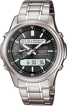 �������� �������� ������� ���� Casio LCW-M300D-1A. ��������� Wave Ceptor