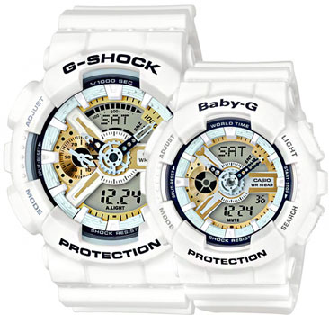 Casio Часы Casio LOV-16A-7A. Коллекция Baby-G часы наручные casio часы baby g ba 120tr 7b