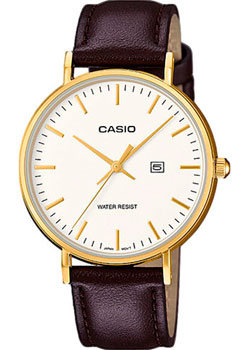 Casio Часы Casio LTH-1060GL-7A. Коллекция Analog casio sheen multi hand shn 3013d 7a