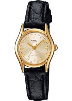 Casio Часы Casio LTP-1154PQ-7A. Коллекция Analog часы casio collection ltp 1154pq 7a gold black