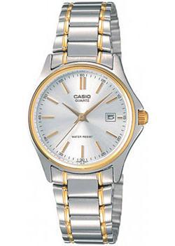 Casio Часы Casio LTP-1183G-7A. Коллекция Analog casio ltp e118d 7a
