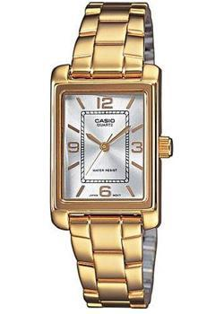Casio Часы Casio LTP-1234PG-7A. Коллекция Analog casio ltp 1234pg 7a casio
