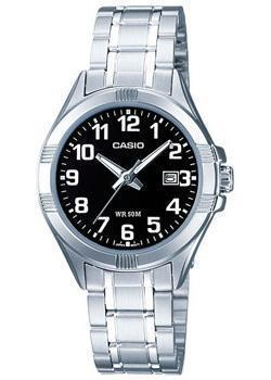 Casio Часы Casio LTP-1308PD-1B. Коллекция Analog casio ltp v002d 1b