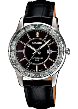 Casio Часы Casio LTP-1358L-1A. Коллекция Analog casio bga 250 1a