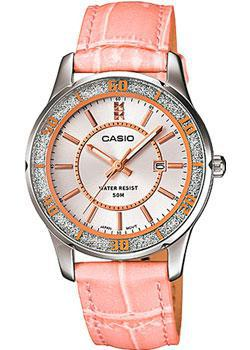 Casio Часы Casio LTP-1358L-4A. Коллекция Analog bismuth crystals bismuth metal bismuth ingot 1000g high purity 99 995% free shipping