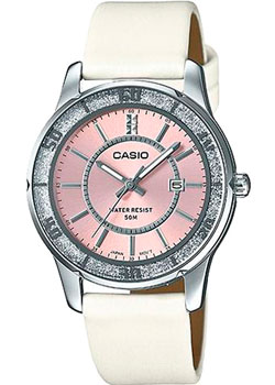 Casio Часы Casio LTP-1358SL-4A. Коллекция Analog casio w 215h 4a