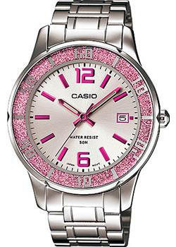 Casio Часы Casio LTP-1359D-4A. Коллекция Analog casio ltp e403d 4a