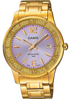 Casio Часы Casio LTP-1359G-6A. Коллекция Analog цена