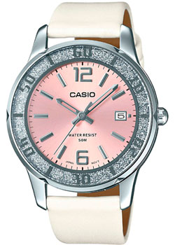 Casio Часы Casio LTP-1359SL-4A. Коллекция Analog casio w 215h 4a