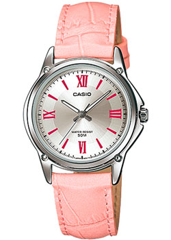 Casio Часы Casio LTP-1382L-4E. Коллекция Analog casio часы casio ltp 1275sg 7b коллекция analog
