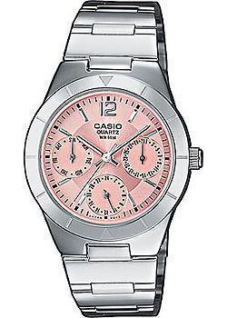 Casio Часы Casio LTP-2069D-4A. Коллекция Analog casio ltp e403d 4a