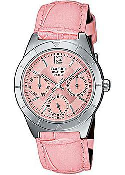 Casio Часы Casio LTP-2069L-4A. Коллекция Analog casio ltp e403d 4a