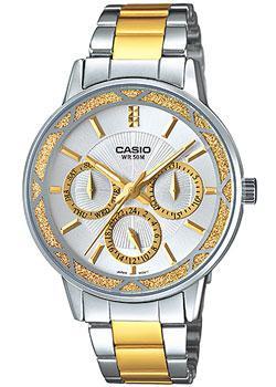 Casio Часы Casio LTP-2087SG-7A. Коллекция Analog casio часы casio ltp 1308sg 7a коллекция analog