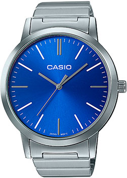 Casio Часы Casio LTP-E118D-2A. Коллекция Analog the eye of the world the wheel of time book 2 chinese edition 400 page