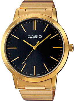 Casio Часы Casio LTP-E118G-1A. Коллекция Analog кварцевые часы casio collection ltp e118g 5a