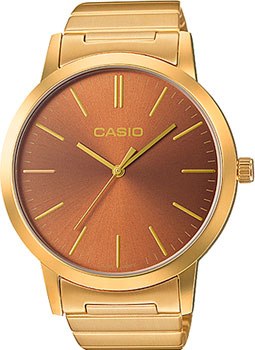 Casio Часы Casio LTP-E118G-5A. Коллекция Analog кварцевые часы casio collection ltp e118g 5a
