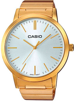 Casio Часы Casio LTP-E118G-7A. Коллекция Analog кварцевые часы casio collection ltp e118g 5a