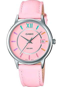 Casio Часы Casio LTP-E134L-4B. Коллекция Analog блуза love republic love republic lo022ewpdn44