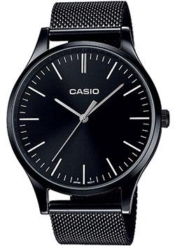 Casio Часы Casio LTP-E140B-1A. Коллекция Analog casio часы casio f 105w 1a коллекция digital