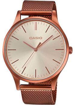 Casio Часы Casio LTP-E140R-9A. Коллекция Analog casio часы casio ltp e117g 9a коллекция analog