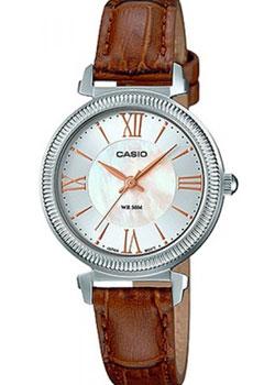 Casio Часы Casio LTP-E409L-7A. Коллекция Analog casio ltp e402pg 7a