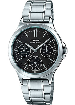 Casio Часы Casio LTP-V300D-1A. Коллекция Analog casio casio ltp 1099q 1a