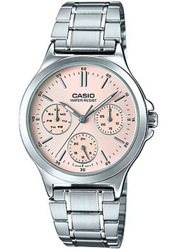 Casio Часы Casio LTP-V300D-4A. Коллекция Analog 200pcs fast blow glass fuse 5mm x 20mm 250v 4a