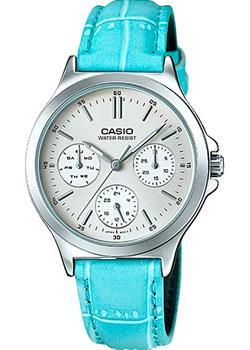 Casio Часы Casio LTP-V300L-2A. Коллекция Analog casio часы casio ltp 1275sg 7b коллекция analog