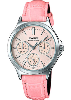 Casio Часы Casio LTP-V300L-4A. Коллекция Analog 200pcs fast blow glass fuse 5mm x 20mm 250v 4a