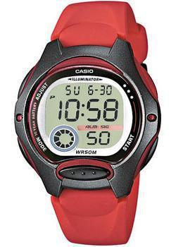Casio Часы Casio LW-200-4A. Коллекция Digital casio w 215h 4a