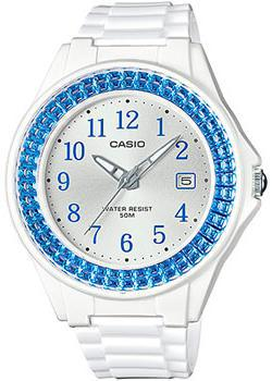 Casio Часы Casio LX-500H-2B. Коллекция Analog casio lx 500h 1e