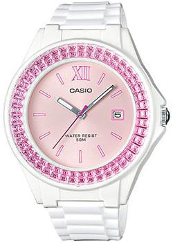 Casio Часы Casio LX-500H-4E. Коллекция Analog casio lx 500h 2b