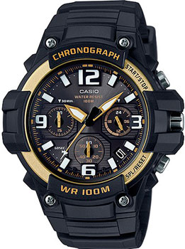 Casio Часы Casio MCW-100H-9A2. Коллекция Analog электронные часы casio collection mcw 200h 9a