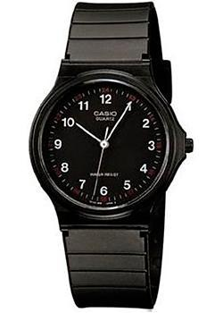 Casio Часы Casio MQ-24-1B. Коллекция Analog casio mq 24 1e