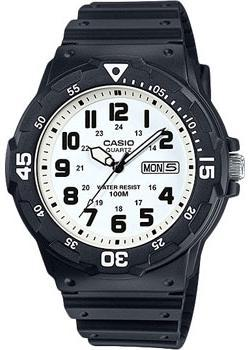 Casio Часы Casio MRW-200H-7B. Коллекция Analog casio mrw s300h 8b