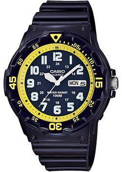 Casio Часы Casio MRW-200HC-2B. Коллекция Analog casio mrw 200hc 7b2