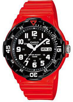 Casio Часы Casio MRW-200HC-4B. Коллекция Analog casio mrw 200hc 7b2