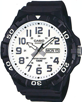 Casio Часы Casio MRW-210H-7A. Коллекция Analog casio mrw 210h 7a