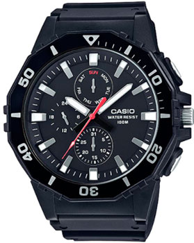 Casio Часы Casio MRW-400H-1A. Коллекция Analog casio mrw s300h 8b