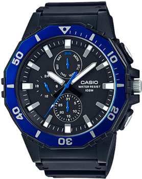 Casio Часы Casio MRW-400H-2A. Коллекция Analog casio mrw 200h 4b